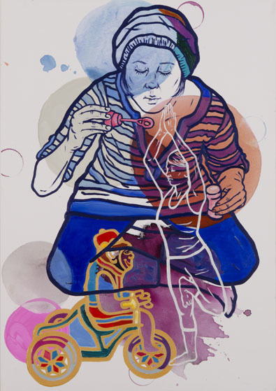 , 'Momentary Movements,' 2015, Faur Zsofi Gallery
