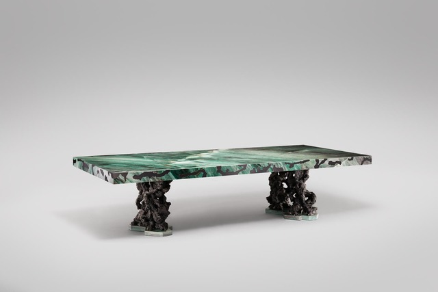 , 'Dining Table 'Chinese Rock' ,' 2017, David Gill Gallery