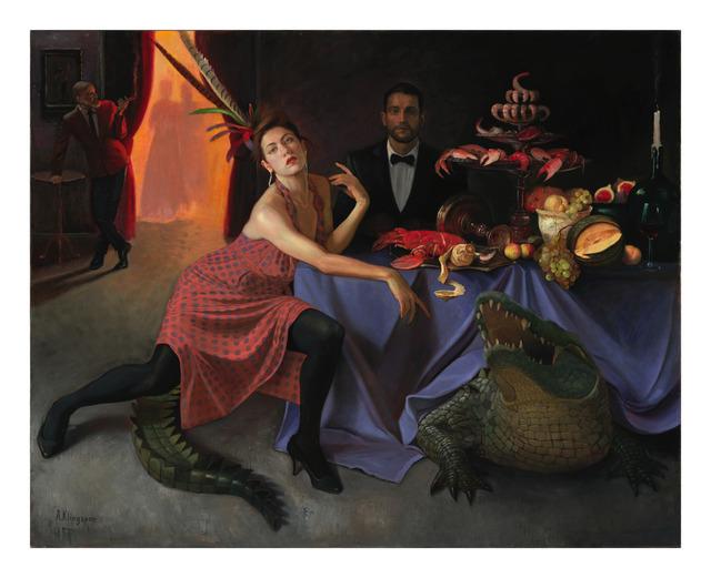 Alexander Klingspor, 'The Great Surrender', RJD Gallery