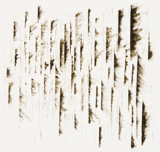 , 'Works on White Paper V,' 2008, Stevenson