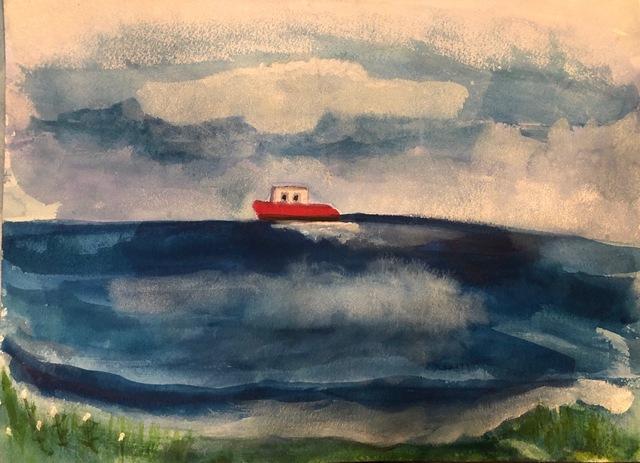 Kathryn Lynch, 'Red White and Blue ', 2019, ARC Fine Art LLC