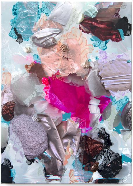 , 'Deep Surfacing NYC #16,' 2017, Luis De Jesus Los Angeles