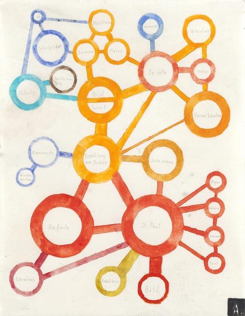 , 'St Paul #599 ,' 2014, Patrick Heide Contemporary