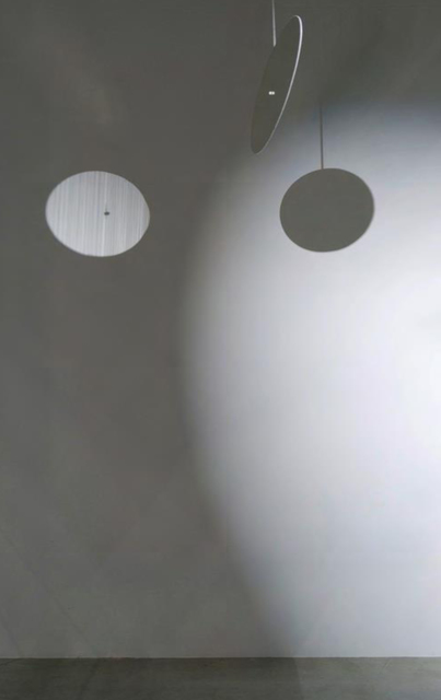 , 'Circular Shadow-Reflection,' 2010, Gallery Sofie Van de Velde