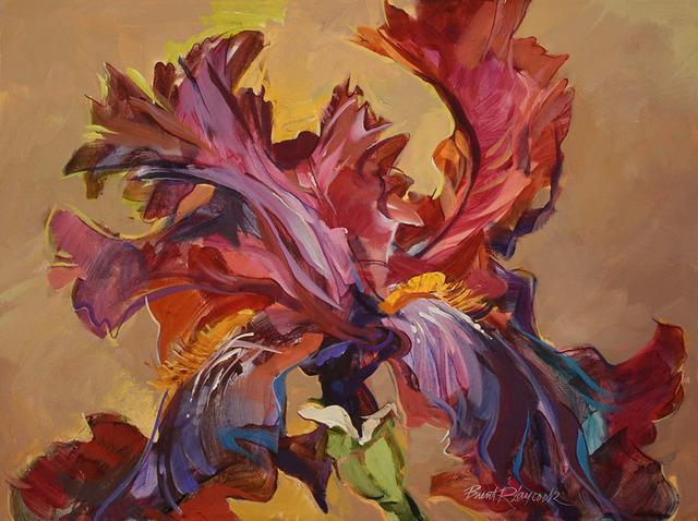, 'Baroque Flourish,' 2018, Wallace Galleries