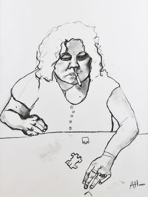Alex Hain, 'Jigsaw', 2019, Castlegate House Gallery