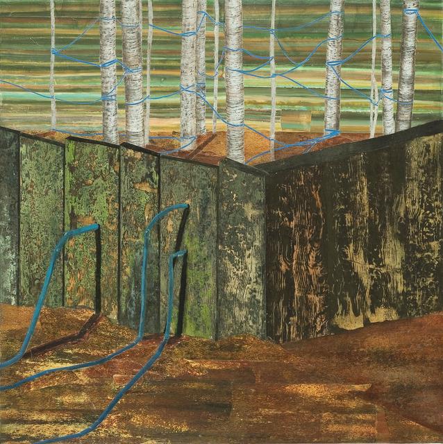 , 'L'énergie,' 2010, Galerie Dominique Bouffard