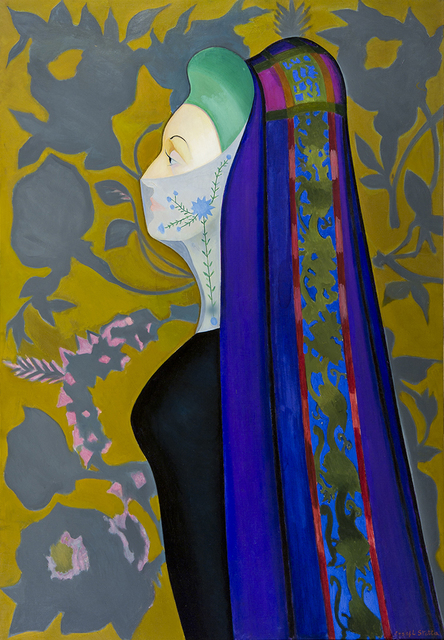 , 'The Veiled Lady (The Persian Lady),' 1926, Hirschl & Adler Galleries