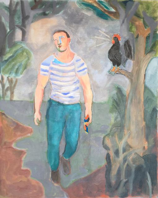 , 'The Wayfarer (Awakening Call),' 2017, Marc Straus