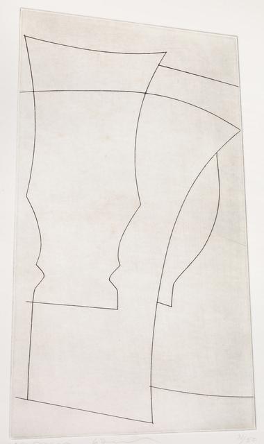 , 'Jug and Goblet,' 1967, Gilden's Art Gallery