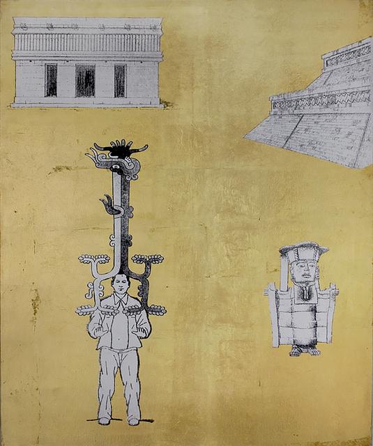 , 'Escenario IX,' 2010, Galería Nudo