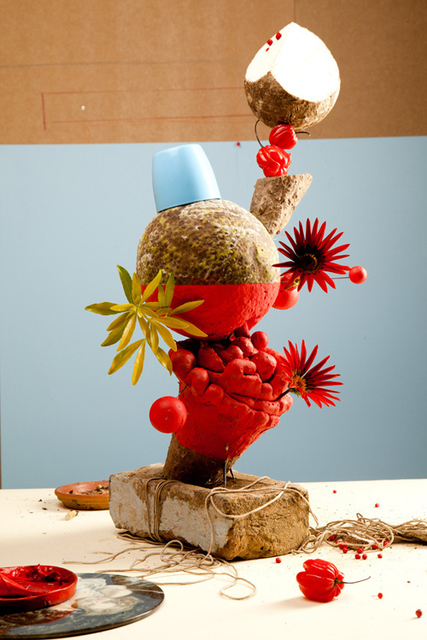 , 'Red #1,' 2013, Yossi Milo Gallery