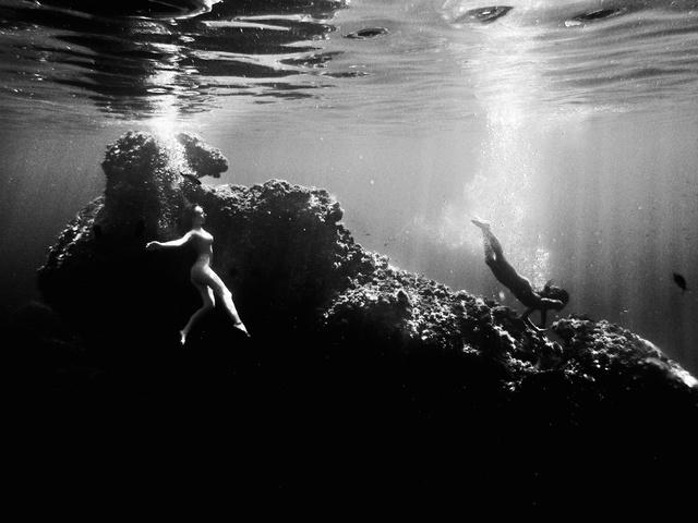 , 'Underwaterwold II, Deia,' 2014, LAMB Arts