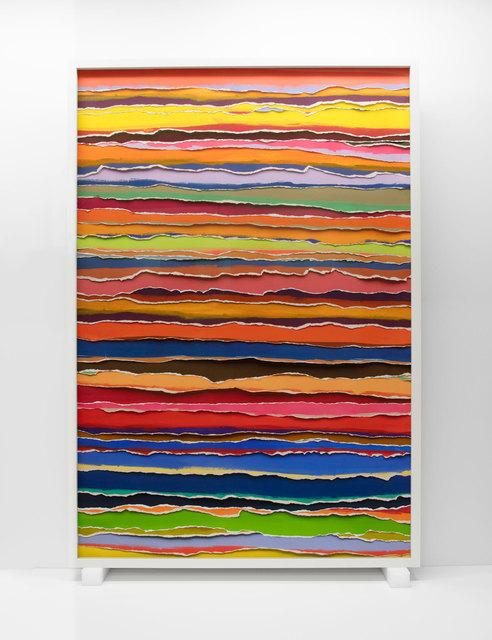 , 'Handmade: Tears (horizontal),' 2017, Rena Bransten Gallery