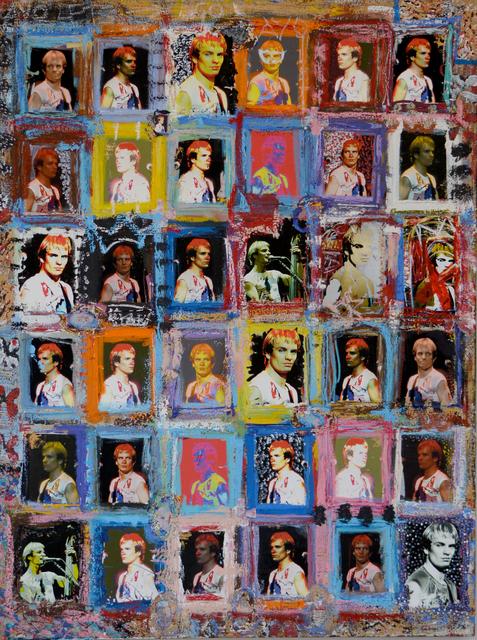 , 'Stings,' 2015, Lawrence Fine Art