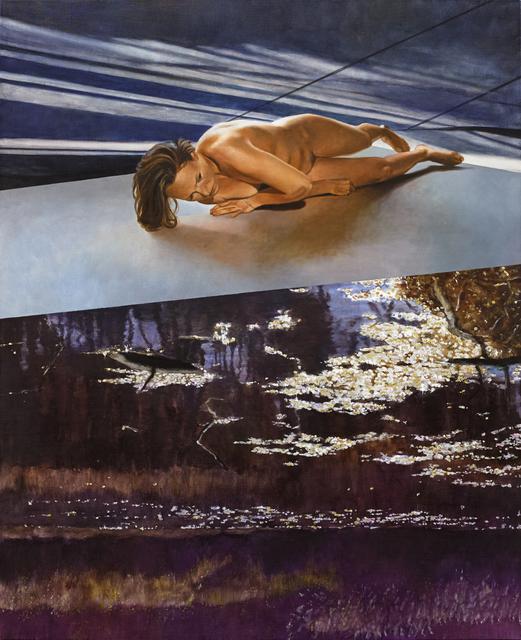 , 'Gekippte Situation,' 2016, bechter kastowsky galerie