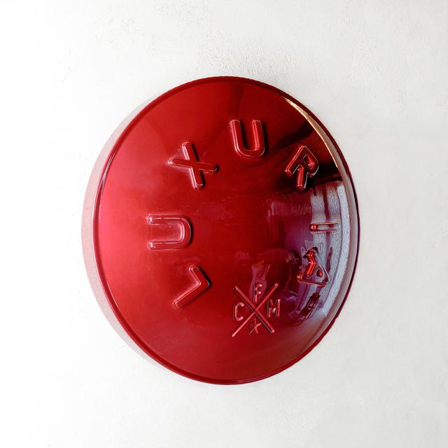 Catharina van de Ven, 'PILL Oxblood Red', 2018, Priveekollektie Contemporary Art   Design