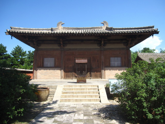 'Nanchan Temple', 782, Architecture, Art History 101