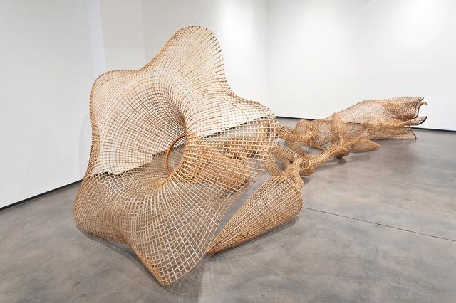 , 'Morning Glory,' 2011, Guggenheim Museum