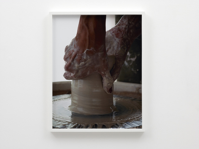 , 'An Old Form,' 2017, Nils Stærk