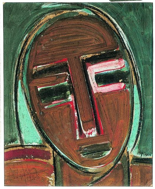 , 'Self-Portrait, III  ,' 1938, Tate