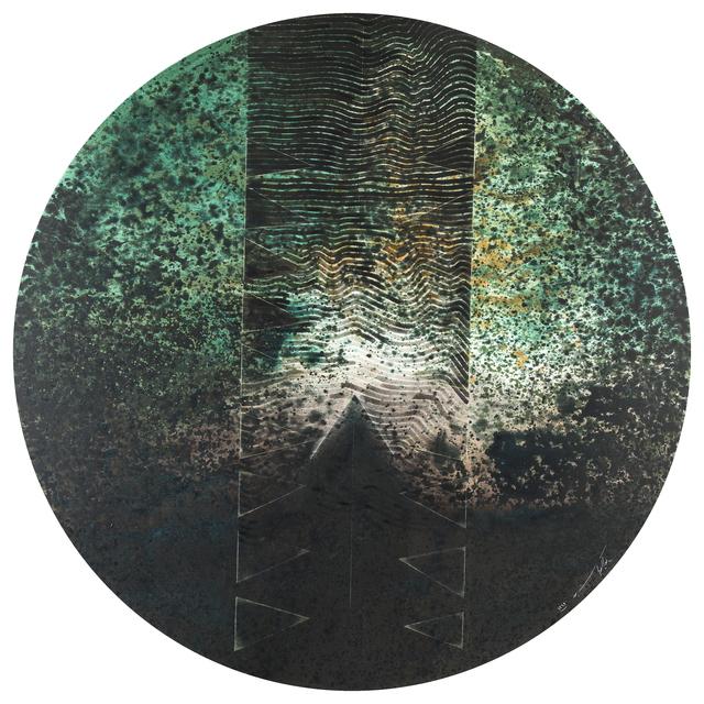 , 'The Nameless Mountain,' 2016, Sophia Contemporary