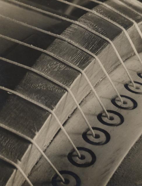 , 'Musikinstrument (musical instrument),' 1931, Robert Mann Gallery