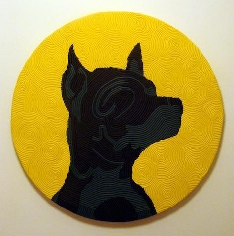 , 'Pit,' 2013, Galleria Paola Verrengia