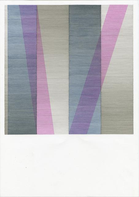 , 'Lines and Forms (4e – 2011),' 2011, Patrick Heide Contemporary