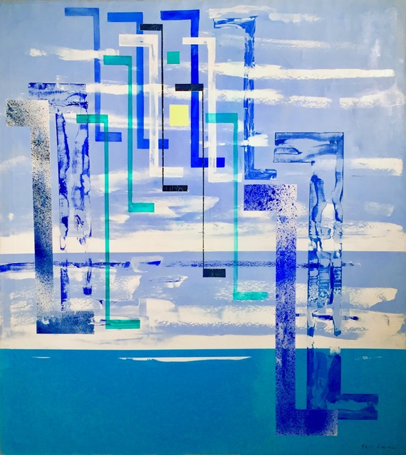 Irene Rice Pereira, 'untitled ', 1952, Bethesda Fine Art