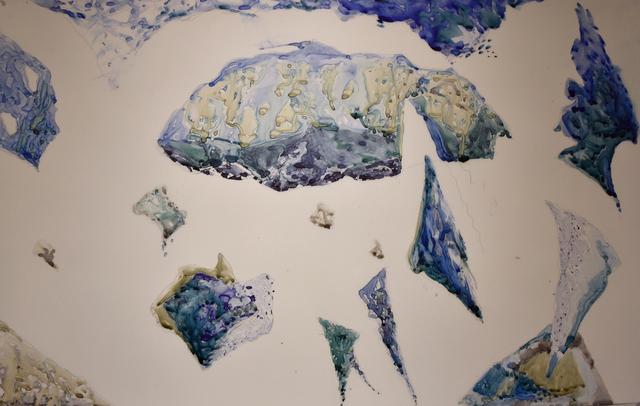 , 'The Sky Is Falling 6,' 2018, Carter Burden Gallery