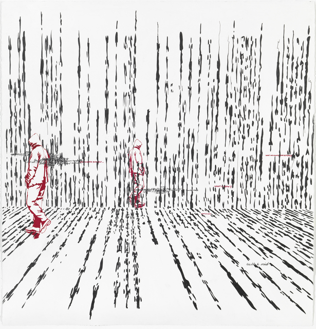 , 'Matrix,' 2018, Galleri Bo Bjerggaard