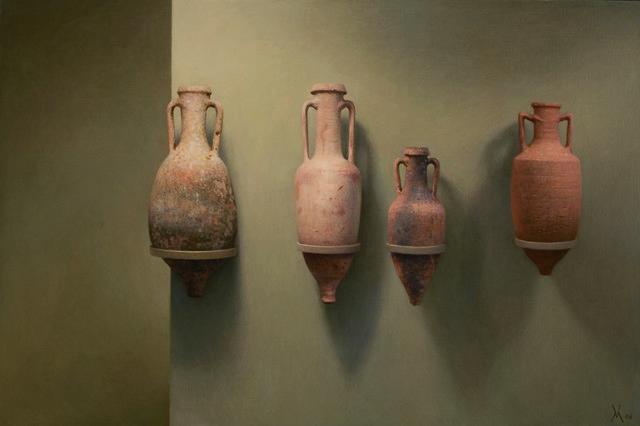 , 'Ánforas romanas I,' 2006, Ansorena Galeria de Arte