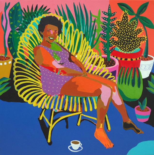 Alan Fears, 'Little Pricks', 2021, Painting, Acrylic on Canvas, Fears and Kahn