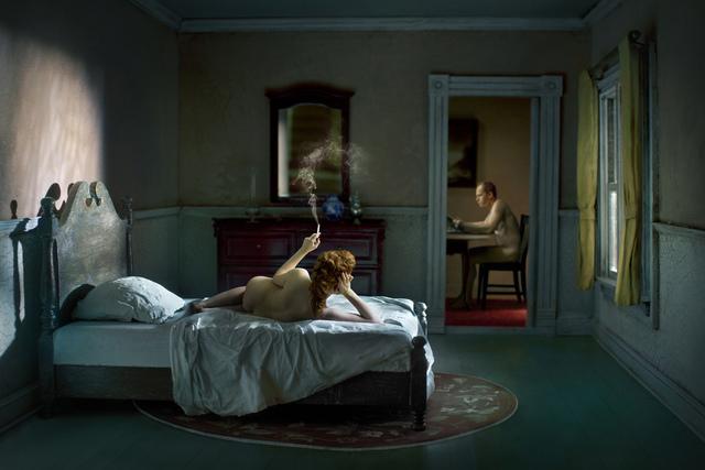 Richard Tuschman, 'Pink Bedroom (Odalisque)', 2013, KLOMPCHING GALLERY