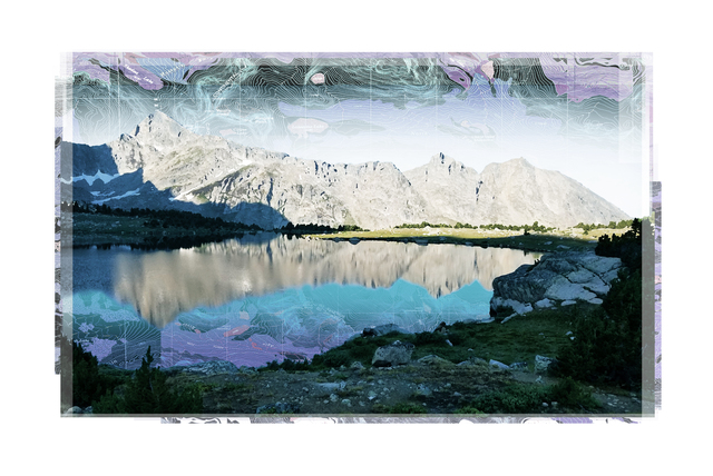 , 'Wind River 11,' , Walker Fine Art