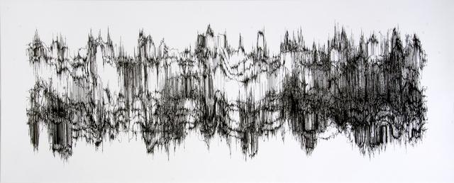 , 'Fourier peina bucles extraños I,' 2008, Cecilia de Torres, Ltd.