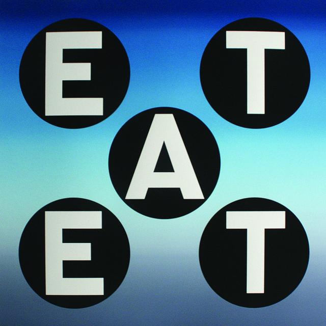 , 'EAT,' 2011, Contini Art UK