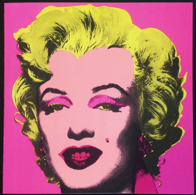 Andy Warhol, 'Warhol Marilyn (Castelli Invitation)', 1981, Lot 180