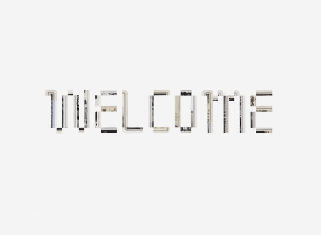 , 'Welcome,' 2018, PDX CONTEMPORARY ART