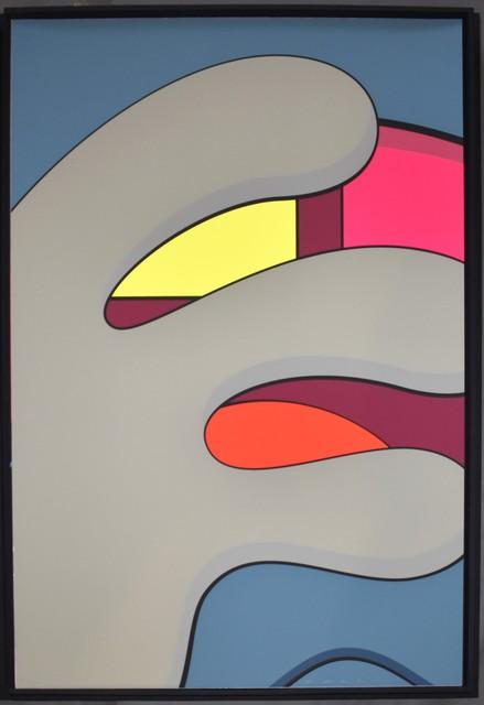 KAWS, 'Ups and Downs 5', 2013, Print, 2013, Georgetown Frame Shoppe