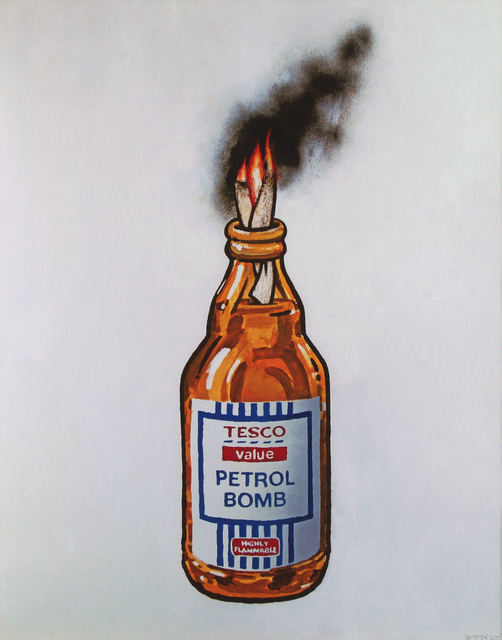 Banksy, 'Tesco Value Petrol Bomb', 2011, Roseberys