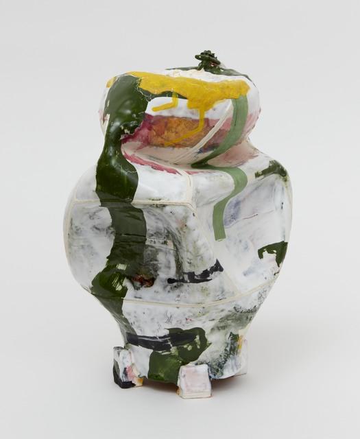 , 'Green Scattered,' 2018, James Cohan