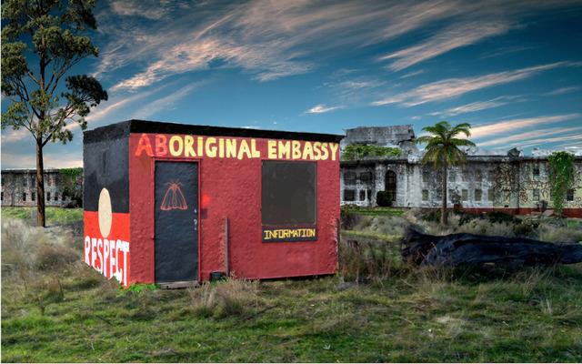 , 'Future Photograph - Aboriginal Embassy,' 2017, MARS