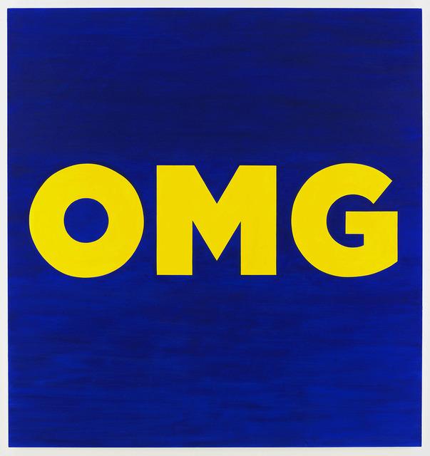 , 'OMG ,' 2013, Brand New Gallery