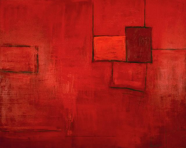 , 'Fire Wall,' 2014, Spanierman Modern