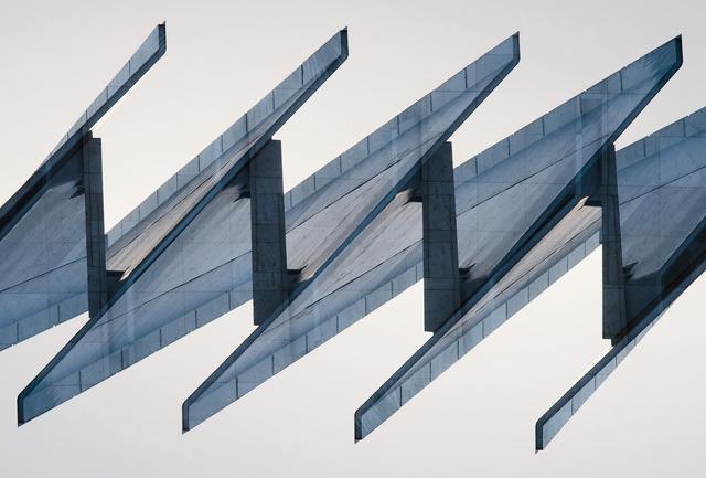 , 'Counterform Spine,' 2013, Moskowitz Bayse