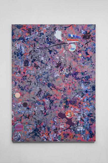 , 'Untitled Social Subject (Bald Cop, Dutch Colleague, Drunk Painter),' 2015, LUNDGREN GALLERY