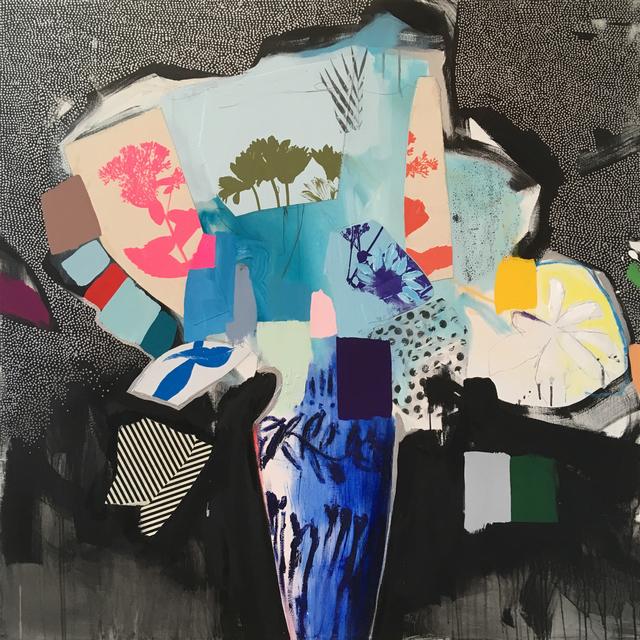 , 'Ming Vase,' 2018, Newzones