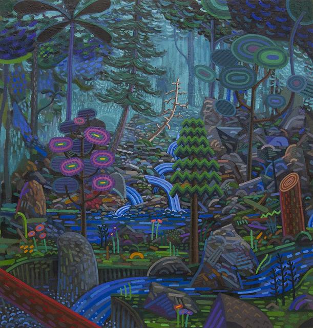 , 'Ghost Tree,' 2019, Linda Hodges Gallery